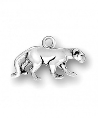 Corinna Maria Sterling Silver Panther Charm