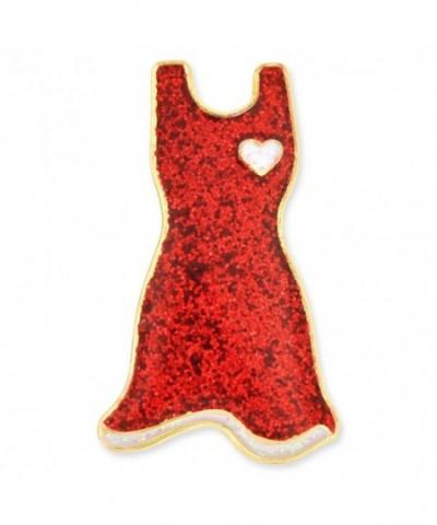 PinMarts Glitter Dress American Enamel