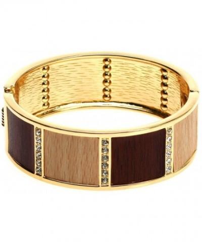 Lova Jewelry Texture Crystal Bracelet