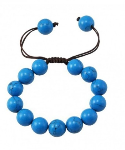 Drawstring Handmade Macrame Fashion Bracelet