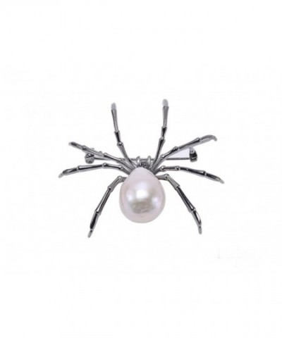 JYX Vintage Freshwater Pearl Brooches