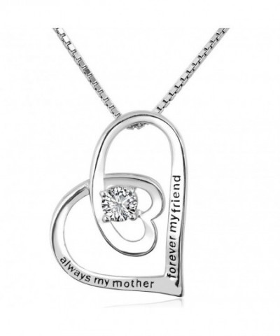 Valentines CharmSStory Forever Sterling Necklace
