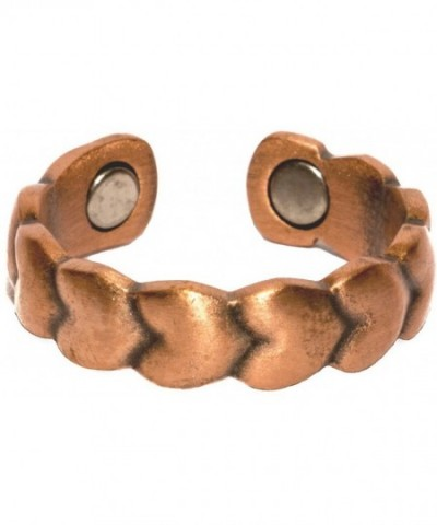 Copper Love Magnetic Therapy Ring