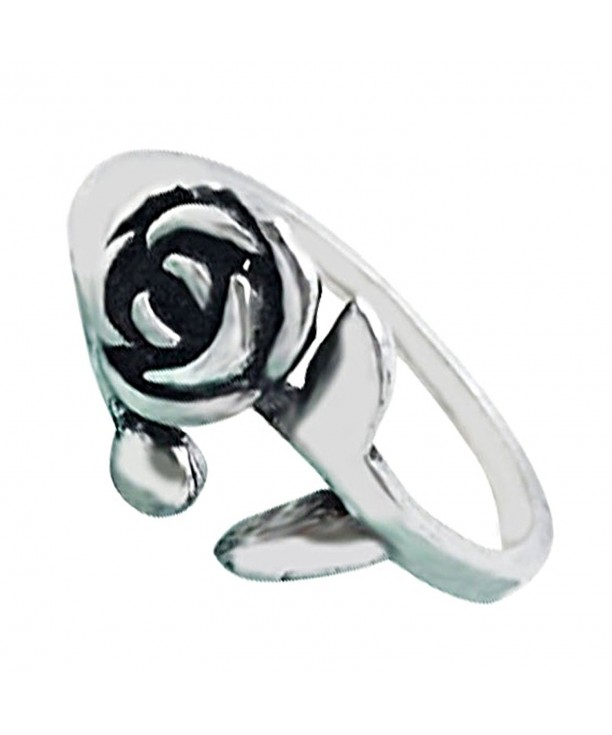 Sterling Silver Jewelry Knuckle Resizable