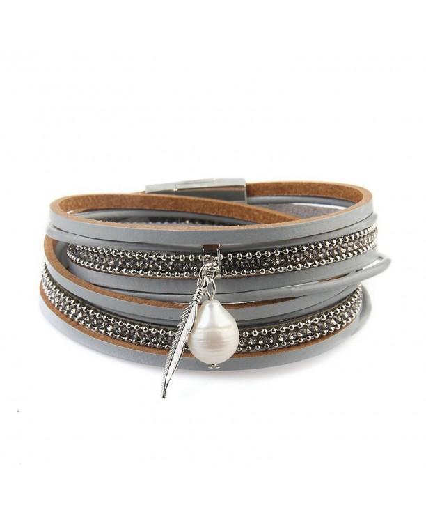 Genuine Leather Vintage Bracelet Jenia