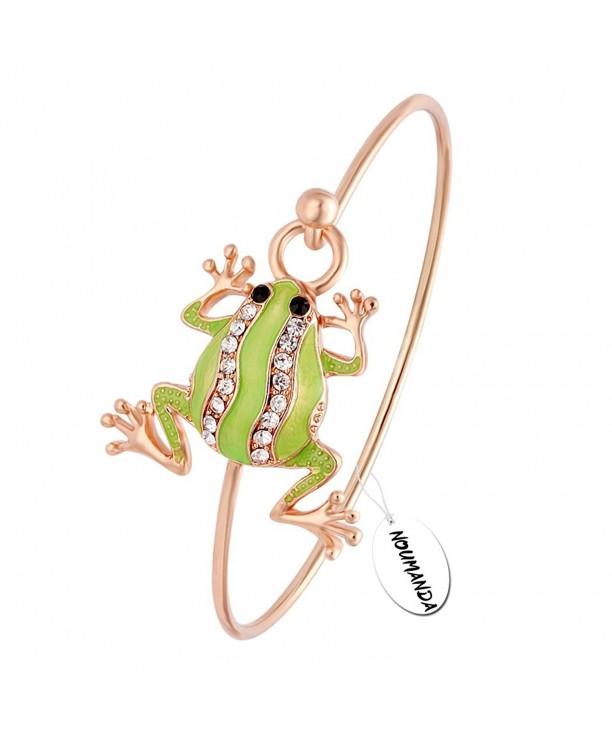 NOUMANDA Luminous Crystal Bracelet Bangle