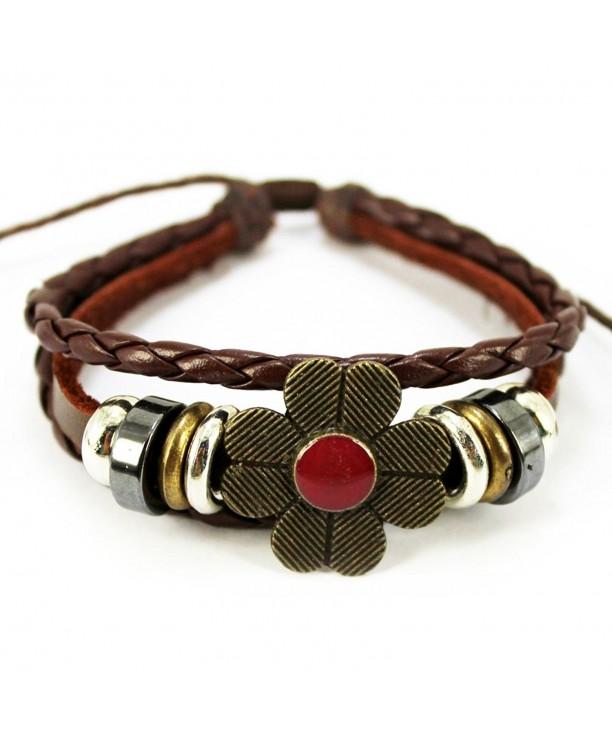 Real Spark Vintage Adjustable Bracelet