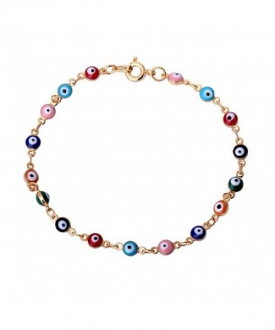 Blowin Present Overlay Colorful Bracelet
